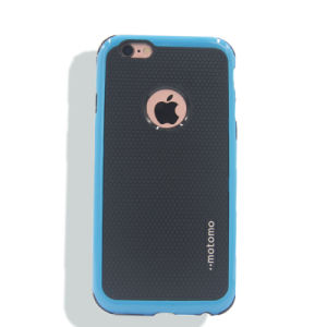 Football Pattern Soft TPU + PC 2 in 1 Hard Plastic Phone Case for iPhone 6 7 7plus Se 5s (XSDD-028) pictures & photos