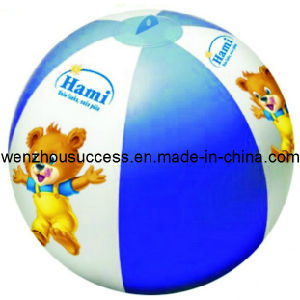 Custom Inflatable Beach Ball pictures & photos