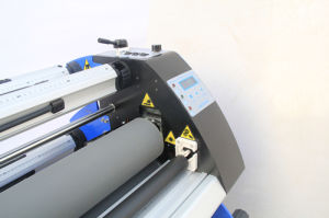 (MF1700-M1+) High Quality 1.63m Thermal Film Cold Laminator pictures & photos