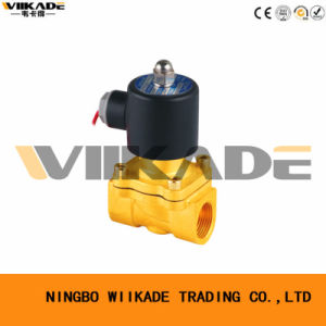 Water Air Solenoid Valves for Normally Closed