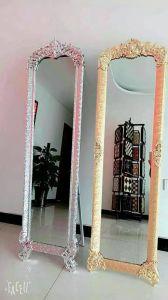 Cheap Decorative Dressing Aluminium Mirror, Bathroom Mirrors, Make up Mirror pictures & photos