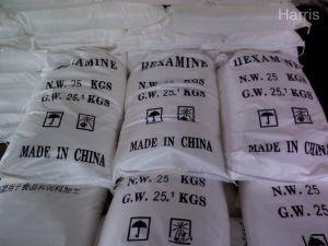 Best Price White Powder CAS No.: 100-97-0 Hexamine pictures & photos