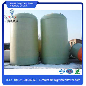 Cheap FRP Water Storage Tanks Fiber GRP Tank pictures & photos