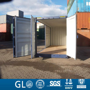 Lysoc001 20gp Corten Steel BV Side Opening Container pictures & photos