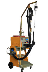 13000A Steel Body Double Side Spot Welder pictures & photos