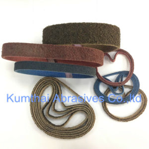 High Performance Non-Woven Surface Conditioning Belts (SCB) pictures & photos