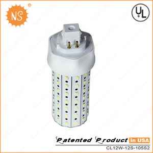 UL Listed Gx24q Gx24D 1500lm 12W LED Corn Bulb pictures & photos