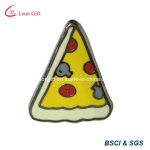 Customized Pizza Brooch Pins No Minimum pictures & photos