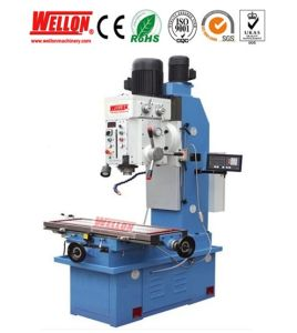 Bed-Type Drilling and Milling Machine (Bed type Drilling Machine ZX7150A) pictures & photos