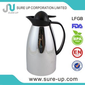 Hot Sales Vacuum Hotel Glass Innerl Flask Jug (JGUM) pictures & photos