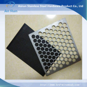 316 Stainless Steel Perforated Punching Hole Mesh pictures & photos