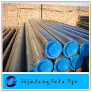 DIN Carbon Steel St52 Material 6m Length Sch40 Smls Pipe pictures & photos