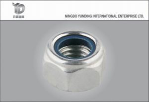 DIN985 DIN982 China Manufactory DIN985 Nylon Lock Nut pictures & photos