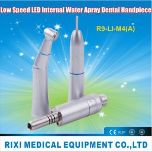 Low Speed LED Internal Water Apray Dental Handpiece