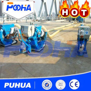 Concrete Road Surface Mobile Shot Blast Cleaning Machine High Quality/Cleaning Machine pictures & photos