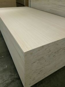 Melamine / HPL / Veneer Laminated Blockboard for Furniture pictures & photos