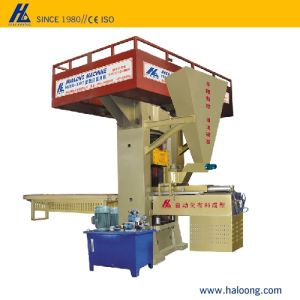 China Manufacturer Refractory Brick Making Press Machine in Line
