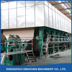 2880mm Fourdrinier Carton Paper Making Machine with 80t/D pictures & photos
