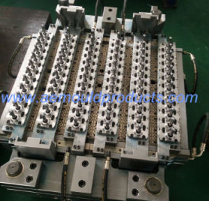 Plastic Mould for Disposable Medical Equipment Plastic Syringe with ISO Certified pictures & photos