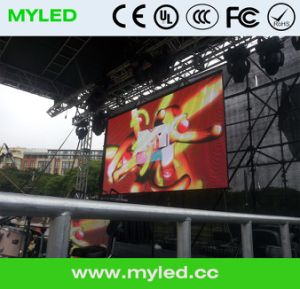 Shenzhen Outdoor Full Color LED Display Manufacture pictures & photos