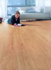 12mm High Quality German Technology HDF Laminated Floor AC3 pictures & photos