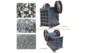 CE Approval Jaw Crusher by China Supplier pictures & photos