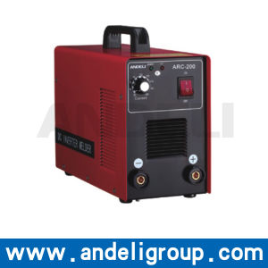 Inverter DC Manual-and-Argon (MMA) Arc Welder (MOSFET Type) pictures & photos