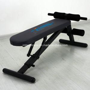 Gym Equipment/Decline /Flatt Bench Body Building Equipment Sb208 Fitness