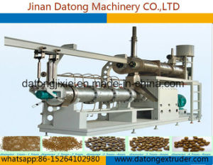 Fish Food Making Machinery From China Supplier pictures & photos