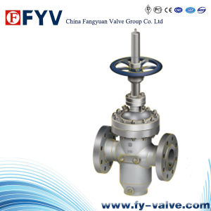 API 6D Carbon Steel 150lb~2500lb Gate Valve pictures & photos