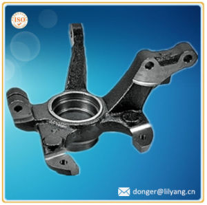 Cast Iron Steering Knuckle Auto Parts, Steering Knuckle Spindle pictures & photos