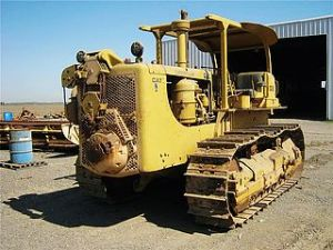 Used Bulldozer Used Bulldozer Cat D8l