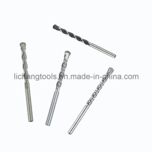 Masonry Drill Bit with Single Flute and Double Flutes, pictures & photos