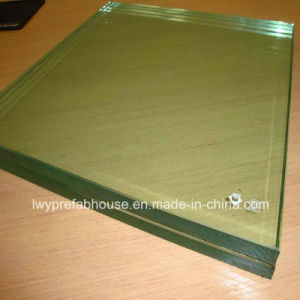 Low-E Tempered as/CE Standard Sandwich Glass (LWY-TG39)