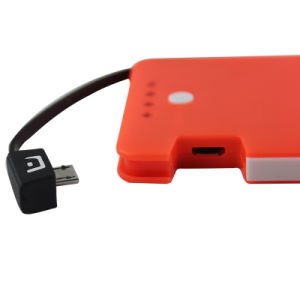 3000mAh High Capacity Power Bank for Mobile Phones, Tablet PC, Portable Power Bank Charger