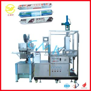 Adhesive Sausage RTV Silicone U Shape Clip Full Automatic Filling Machine pictures & photos