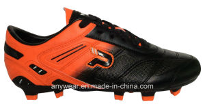 Men′s Soccer Football Boots with TPU Outsole Shoes (815-6348) pictures & photos