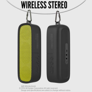 New MP4 Player Portable Mini Wireless Bluetooth Speaker pictures & photos