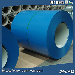 Prime Prepainted Galvanized Steel Coil, Dx51d PPGI pictures & photos