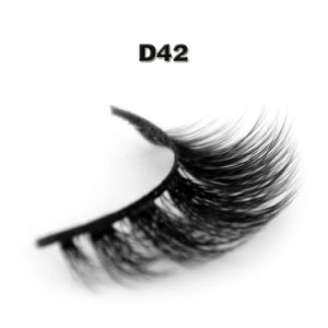 2015 Hot New Design Fashion 3D Silk Eyelashes