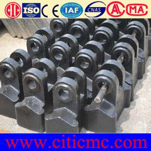 Vertical Impact Crusher Plate Hammer pictures & photos