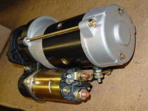 50-8422 1113271 28mt Starter Motor for Bobcat Clark John Deere pictures & photos