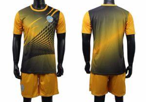 2016 Dri Fit Cut and Sew Sublimation Soccer Uniform pictures & photos