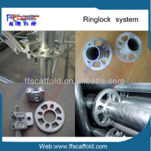 48.3mm Layher Scaffolding Parts Rizhao Factory pictures & photos