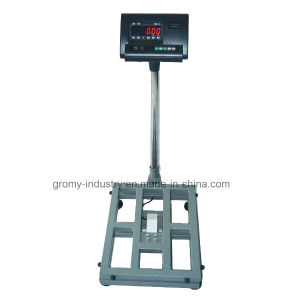 Electronic Weighing Platform Scale 30kg to 1000kg pictures & photos