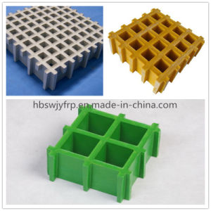 FRP GRP Groove Type Molded Grating pictures & photos