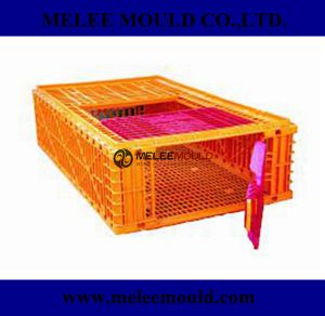 Plastic Poultry Transport Crate Mould pictures & photos