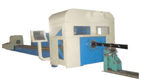 Drill Collar Spiral Groove Milling Machine