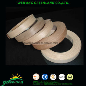 Teak Wood Veneer Edge Banding Tapes for Furmiture Produce pictures & photos
