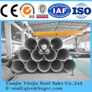 Welded Stainless Steel Pipe 200 Series pictures & photos